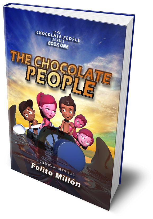 The Chocolate People book 1