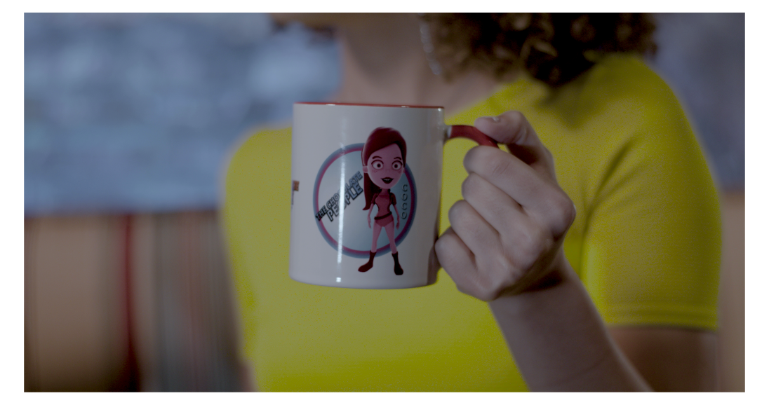 The Official Chocolate People Collectibles Mugs